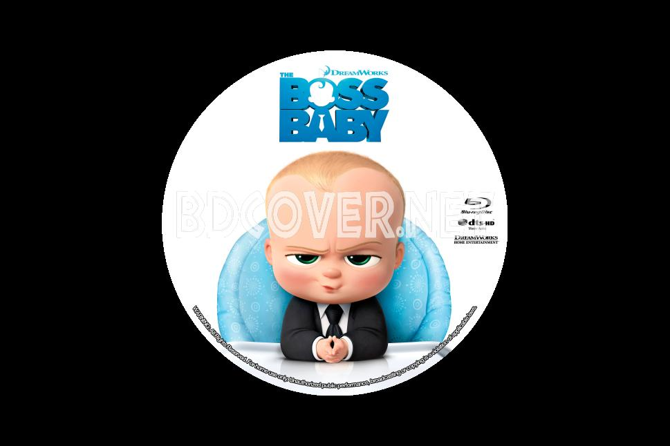 Blu Ray Covers Dvd Covers Blu Ray Labels The Boss Baby