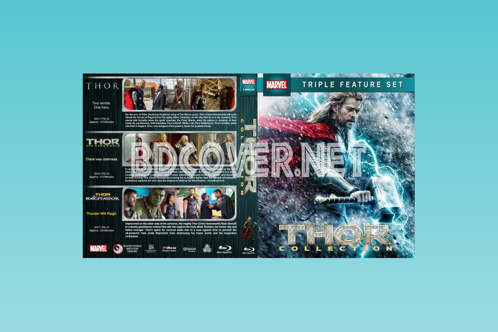 Blu-Ray Covers | DVD Covers | Blu-ray Labels | Thor Collection