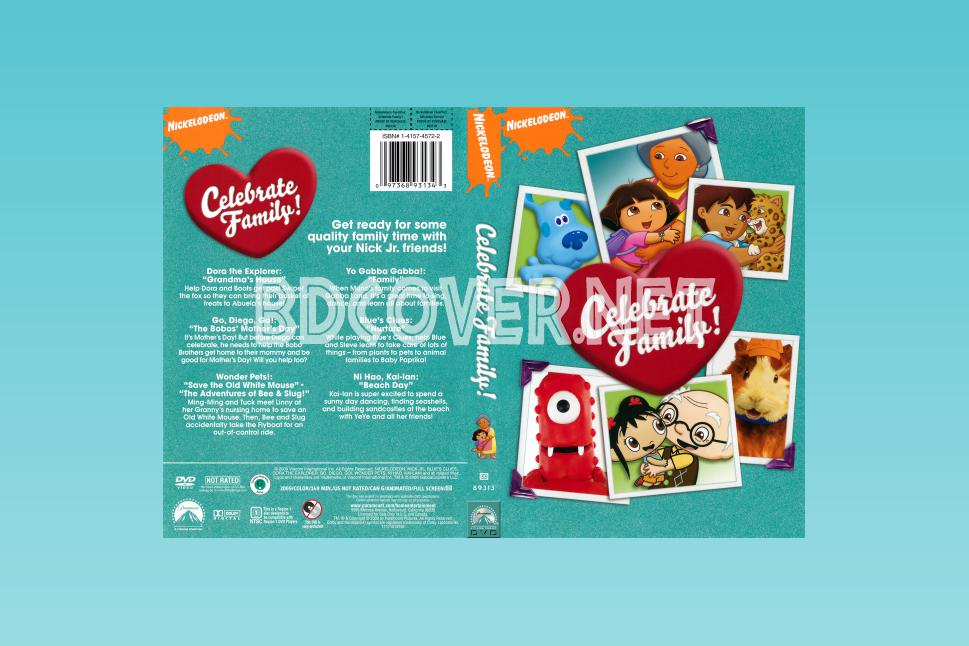 Blu Ray Covers Dvd Covers Blu Ray Labels Nickelodeon Favorites Celebrate Family Archives Blu Ray Covers Dvd Covers Blu Ray Labels