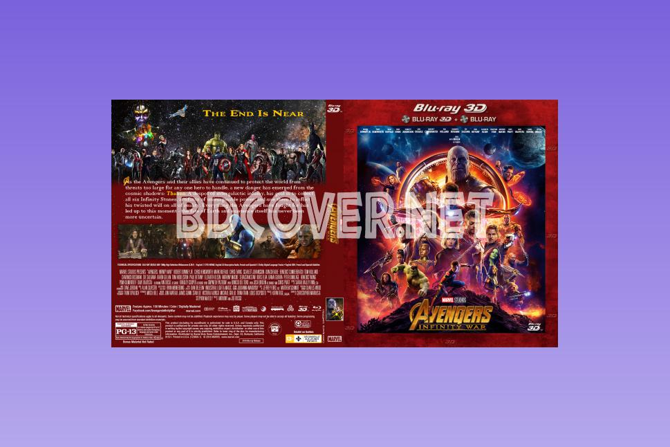 Blu Ray Covers Dvd Covers Blu Ray Labels Avengers