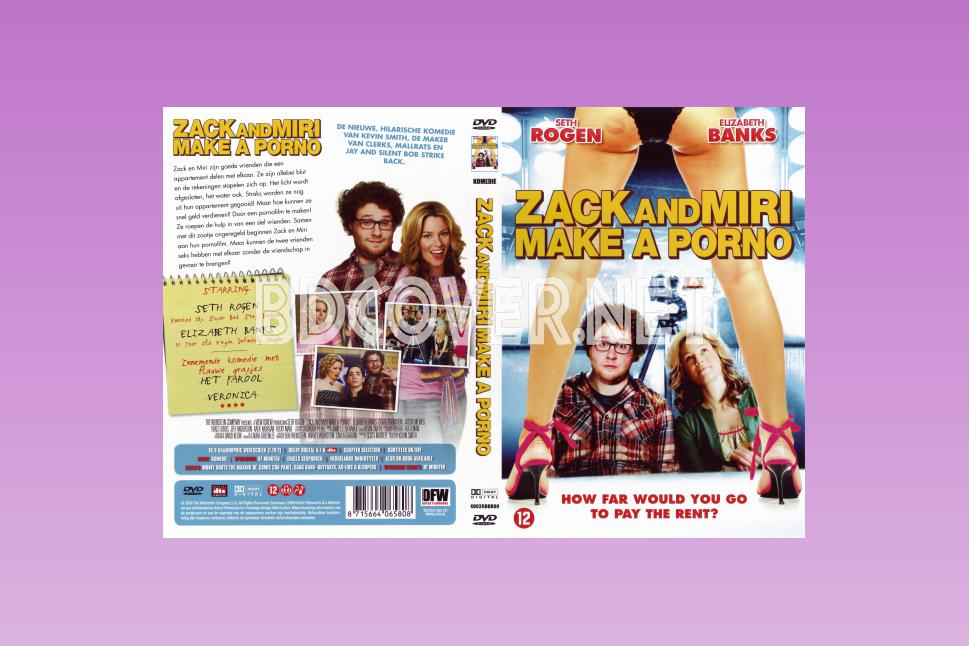 Blu-Ray Covers  Dvd Covers  Blu-Ray Labels  Zack And -4517