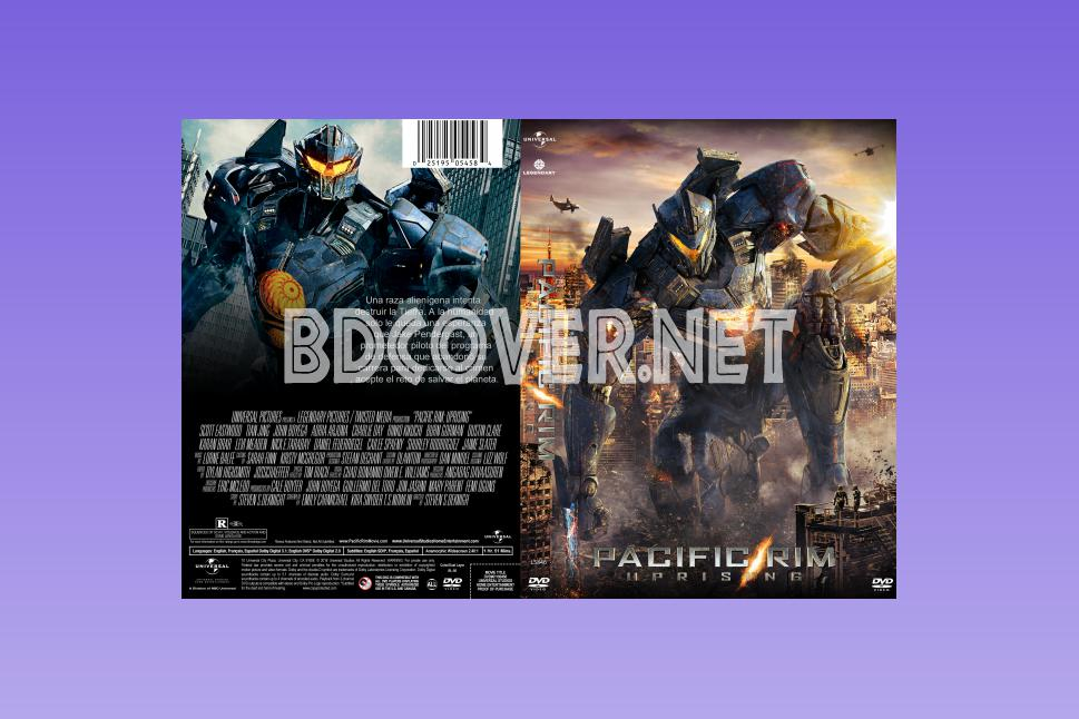 Blu-Ray Covers | DVD Covers | Blu-ray Labels | Pacific Rim ... Pacific Rim Dvd Cover Art