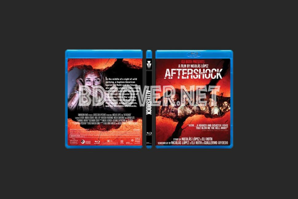 Aftershock Blu Ray Cover Blu Ray Covers blu-ray cover