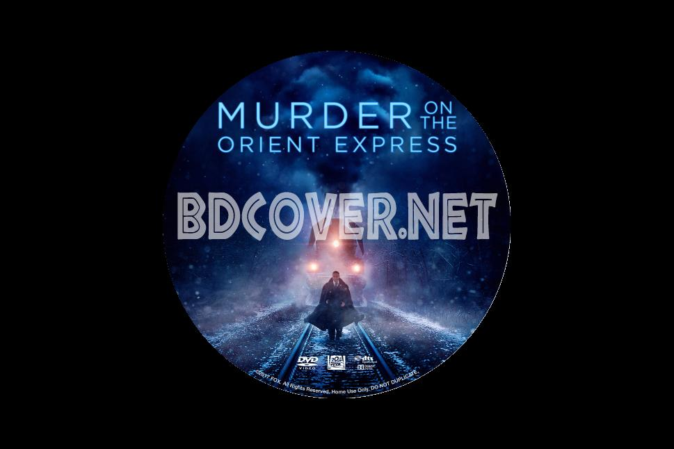 Murder On The Orient Express Dvd Labels DVD CUSTOM Labels