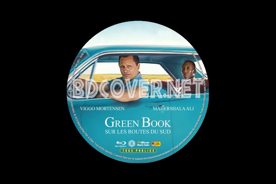 Green Book Blu Ray Label Blu Ray Labels