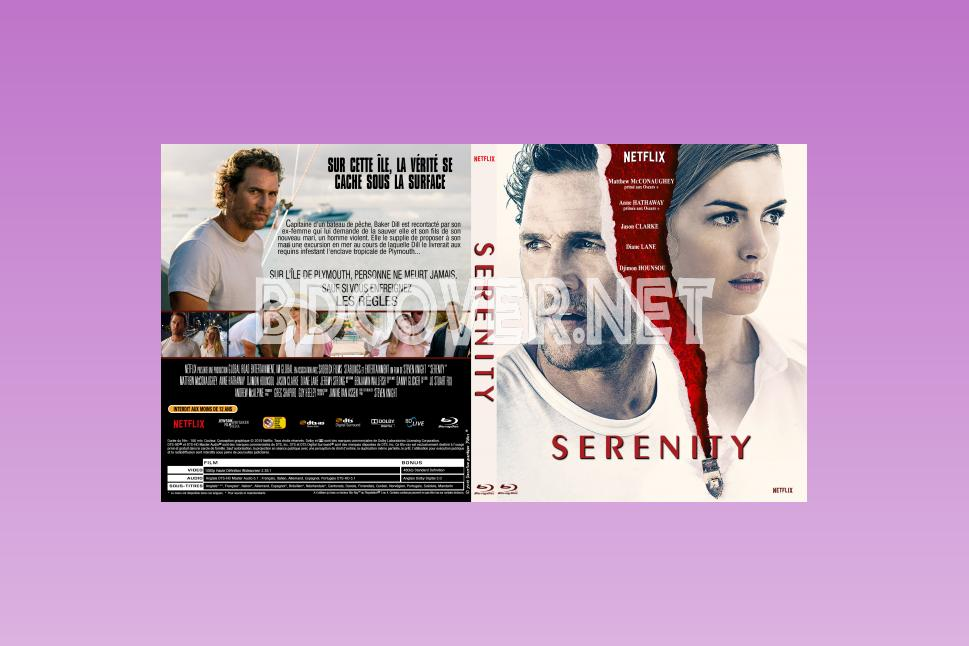 Serenity Blu Ray Cover Blu Ray Cover